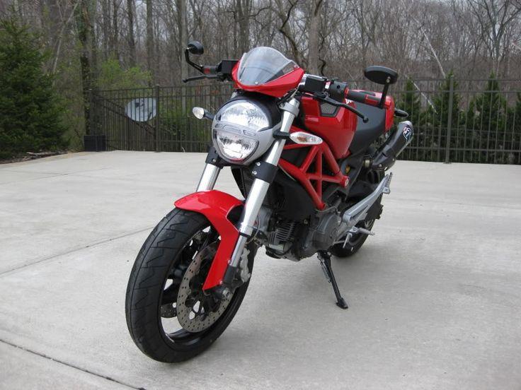 Ducati Monster Forums: Ducati Monster Motorcycle Forum