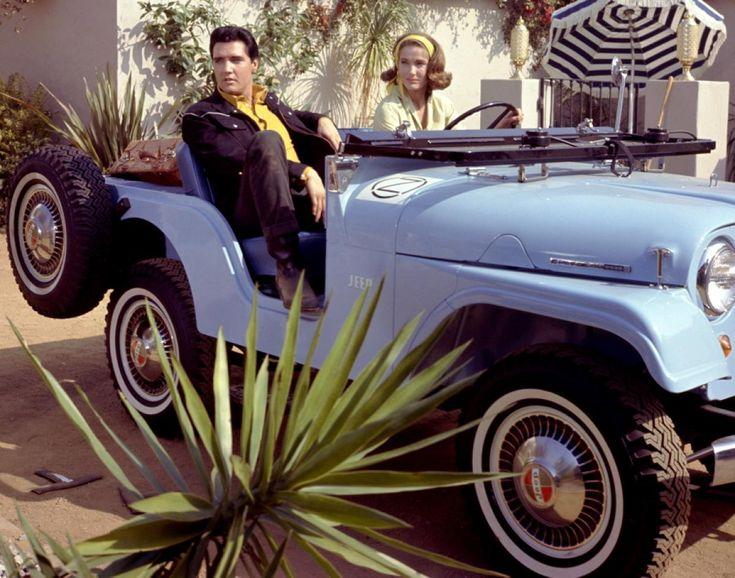 Evis Presley in 'Tickle Me' - Photos - Rare shots of Elvis ...