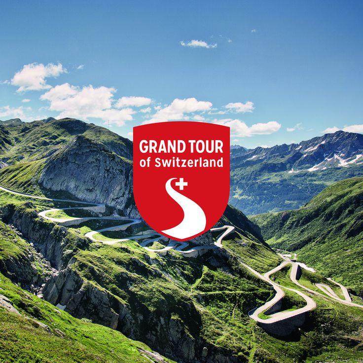 Die interaktive Webroute der Grand Tour of Switzerland weckt das Touring-Fieber in dir.