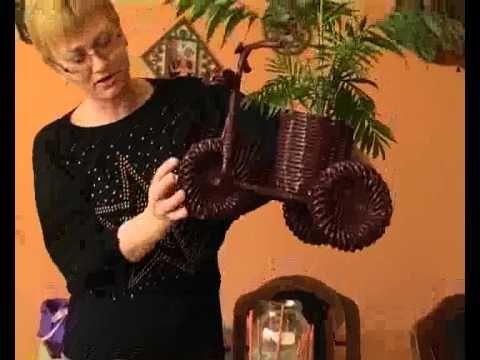 STARI ZANATI - KORPE OD PAPIRA - Snežana Polovina - YouTube