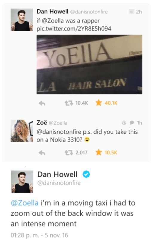 xD i love zoë, she's so funny xD
