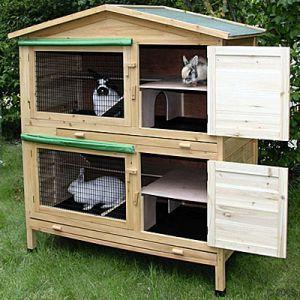 M s de 25 ideas incre bles sobre jaulas de conejos en - Casa conejo ...