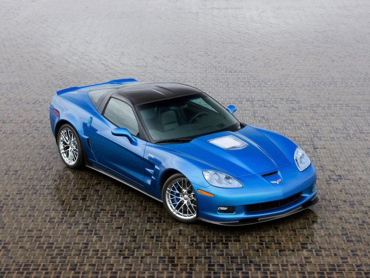 The Corvette ZR-1 - American Supercar and on my bucket list.