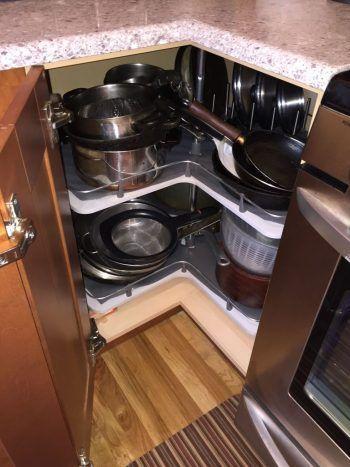 10 Ways to Organize Baking Pans -