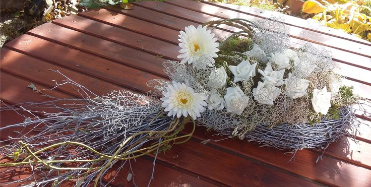 wreath hearth