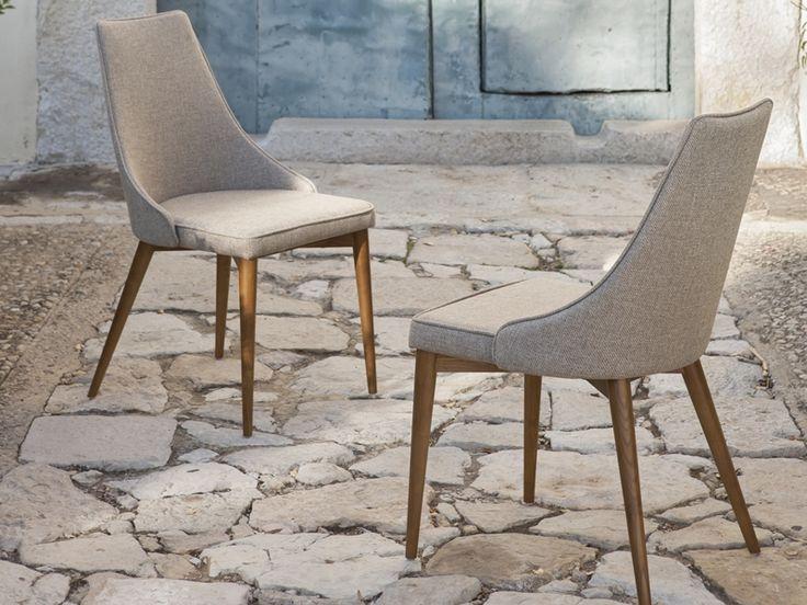 17 mejores ideas sobre sillas modernas de comedor en for Sillas blancas comedor