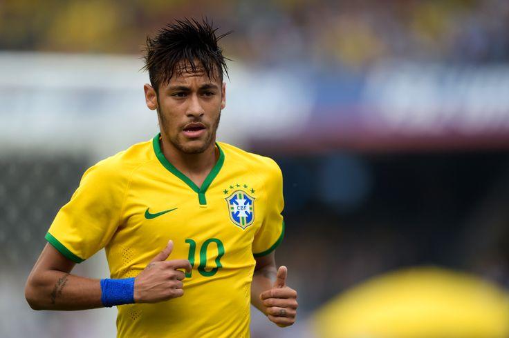 Brazil - Neymar jr.  www.bettingrunner.com