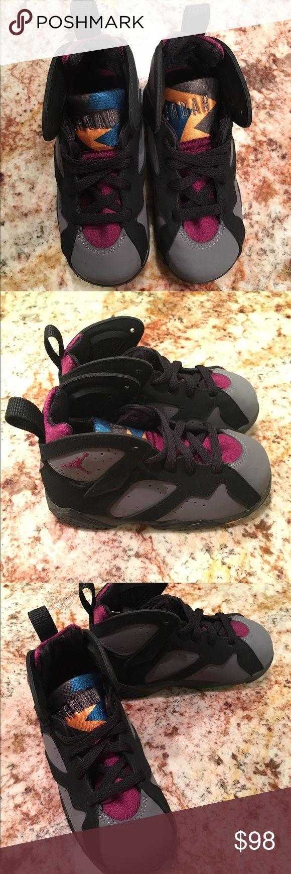 Toddler Jordan Retro 7 Bordeaux Toddler Jordan Retro 7 Bordeaux NEW!!! 💙 Jordan Shoes Sneakers