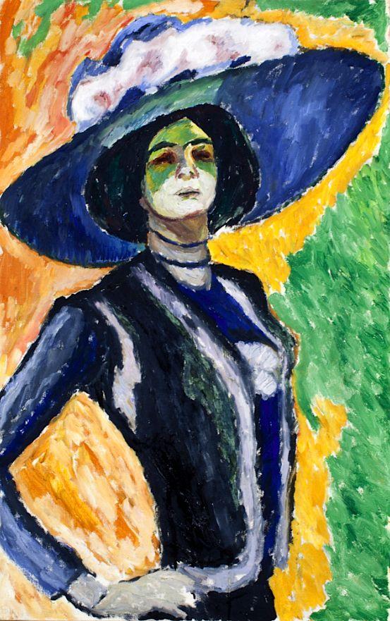 Henrik Sörensen/ Vaudeville artist, 1910