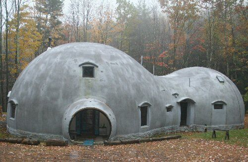 Peggy Atwood - Monolithic Dome Home