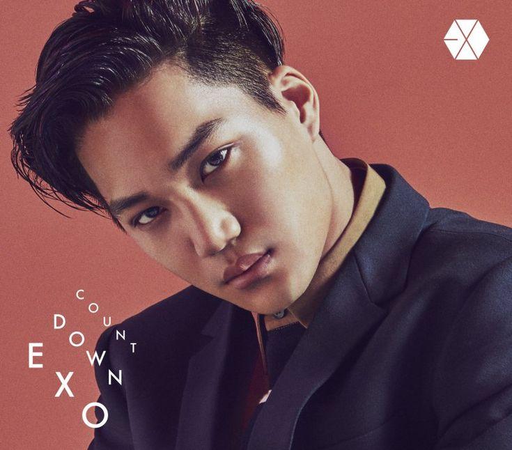 Kai 'COUNTDOWN' teaser photo #EXO