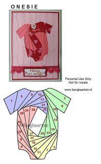 Iris Folding: Baby and Children
