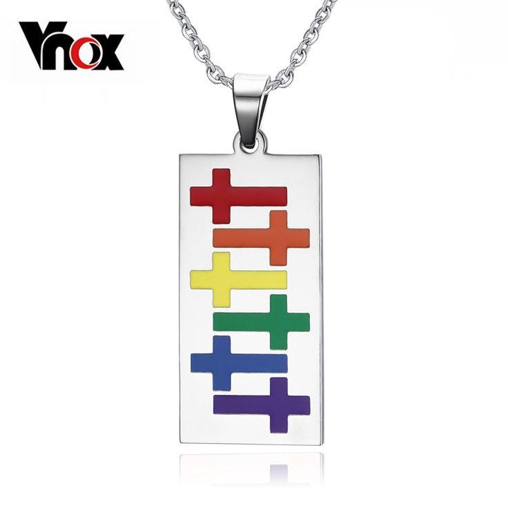 LGBT Love Necklace