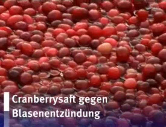 Cranberry Saft – ein natürliches Antibiotikum Blasenentzündung und Harnwegsinfekte natürlich in den Griff bekommen | Gesundheit | girlseite.de
