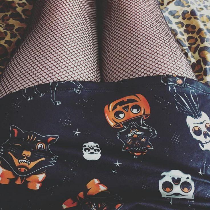 Halloween skirt! :)