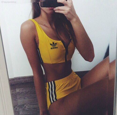 Immagine di adidas, fit, and style