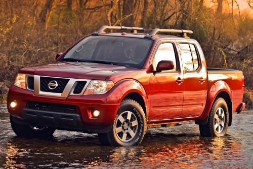 Edmunds.com vote for Most Popular Compact Truck - Read more here about the 2014 #Nissan #Frontier