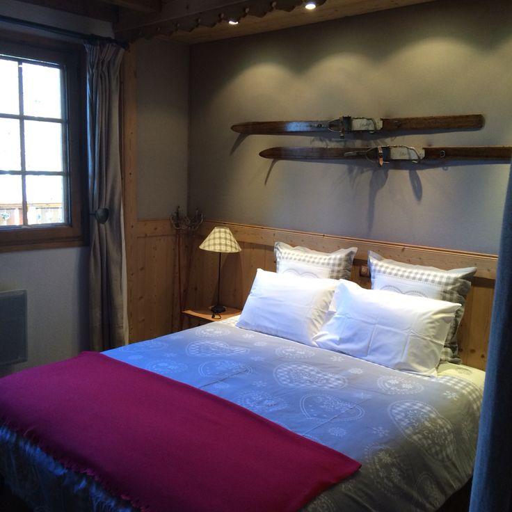 Bedroom in Chalet Calluna..