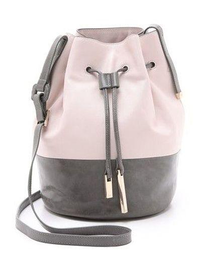 Halston Heritage Bucket Bag
