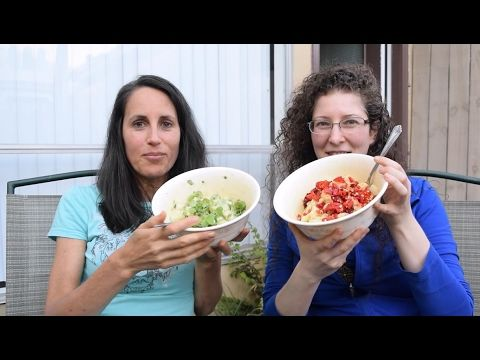 Interviuw with Marina that gor personal advice to go fully raw to heal, they also talk about detox and aging. They have both healed ALOT on raw foos diet