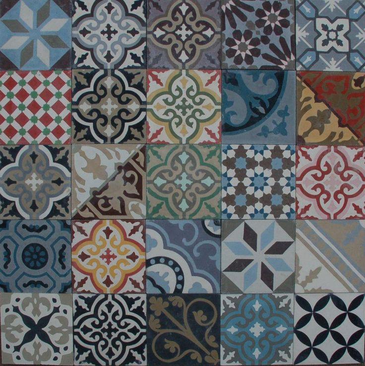 Claesson Koivisto Rune - Marrakech design - collection of ceramic tiles