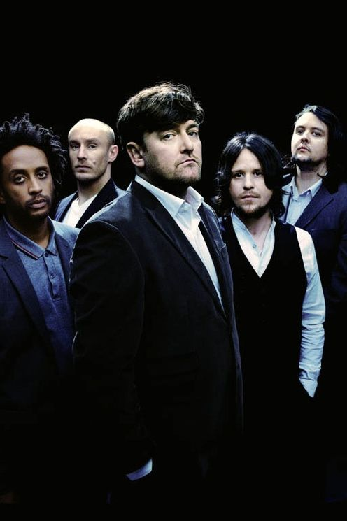 Elbow - Britains best band by a country mile!
