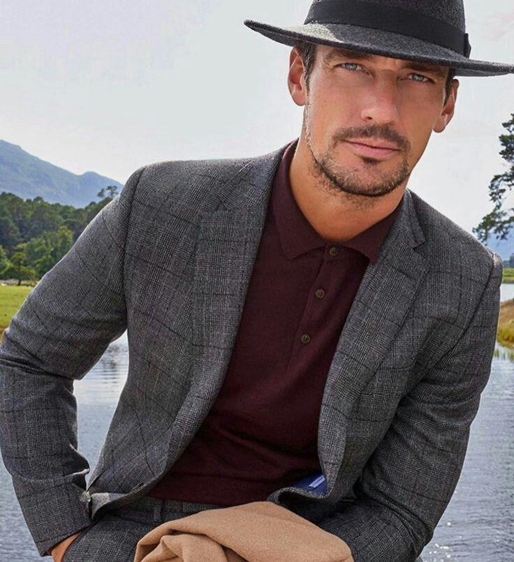 David Gandy is Marks and Spencer new tailoring ambassador.