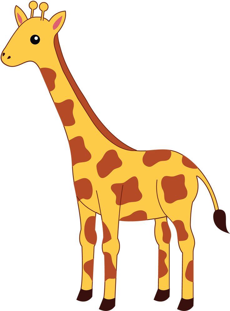 simple giraffe outline cute giraffe clipart applique pinterest rh pinterest com giraffe face clipart outline