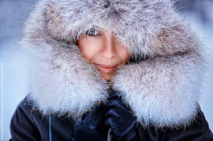 Lady winter  Ph.: Pavel Skvortsov phone.: +7 960-166-68-99 web: www.pavelskvortsov.com FB: www.facebook.com/SkvortsovPavel   2015