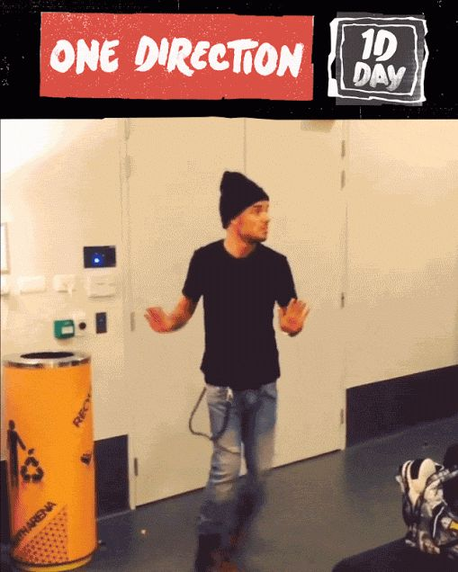 When he showed off his flawless leg moves. | 30 Times Liam Payne Was The Most Perfect Member Of One Direction In 2013