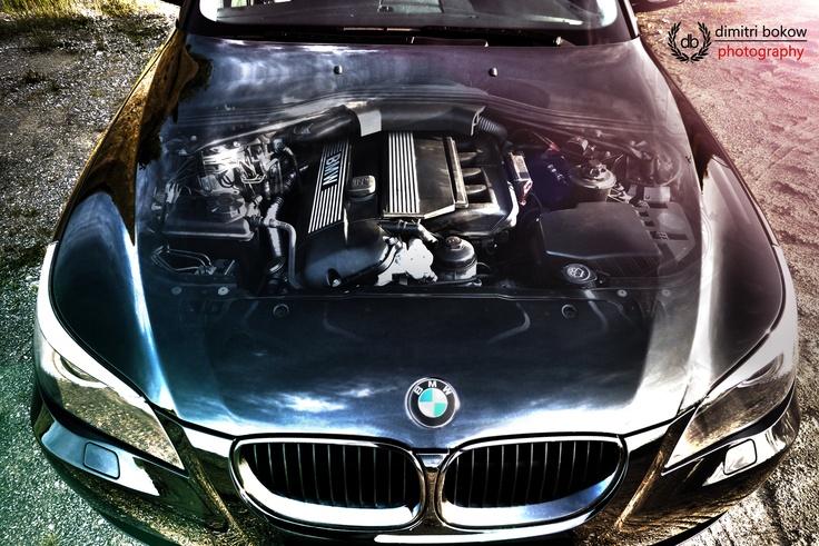 BMW 530i e60 Engine