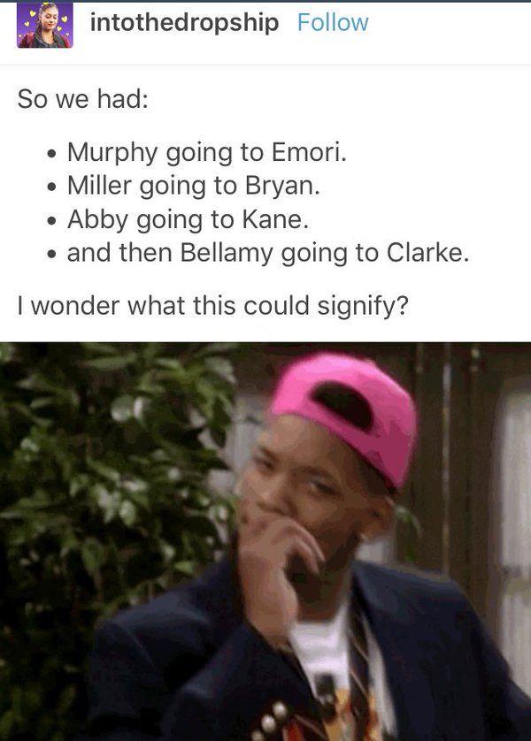 bellarke is canon in season 4