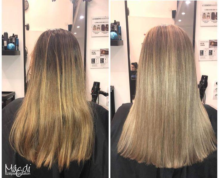 Festéssel, vágással újra csodaszép hajkoronával :)  Noémi ügyeskedett ;)  www.magdiszepsegszalon.hu  #hairstyle #hair #hairfasion #haj #festetthaj #coloredhair #széphaj #szépségszalon #beautysalon #fodrász #hairdresser #ilovemyhair #ilovemyjob❤️ #hairporn #haircare #hairclip #hairstyle #hairbrained #haircut #hairsalon #hairpro #hairup #hairdye #hairstylist #haircuts #hairoftheday #hairgoals #hairideas #haircolor #hairstyles