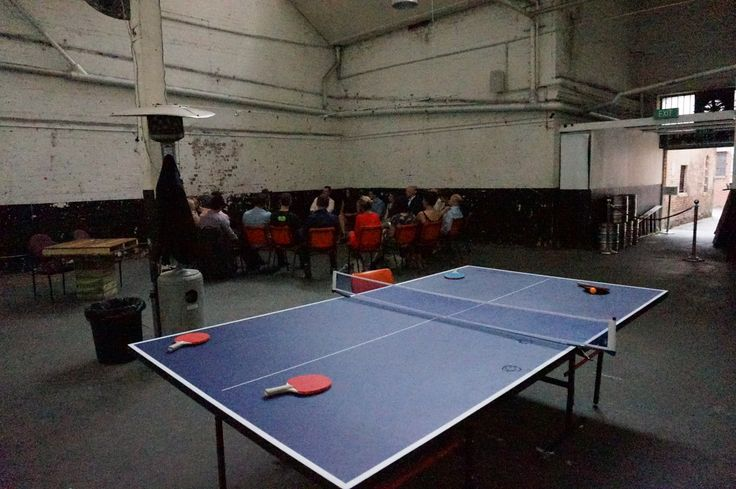 Table tennis at #truMelbourne