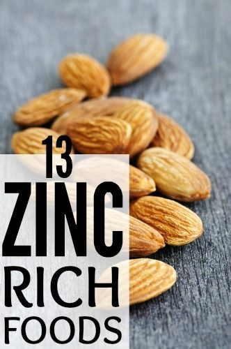Top 13 Zinc Rich Foods You Should Include In Your Diet: Nearly 90% of the zinc in our body is found in the bones and muscles. The recommended daily amount of this mineral is 15 milligrams which is quite easy to obtain as zinc is present in a variety of foods. Given below is the list of foods which are the best sources of zinc.