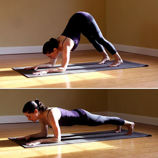yoga arm strength exercise - Google Search