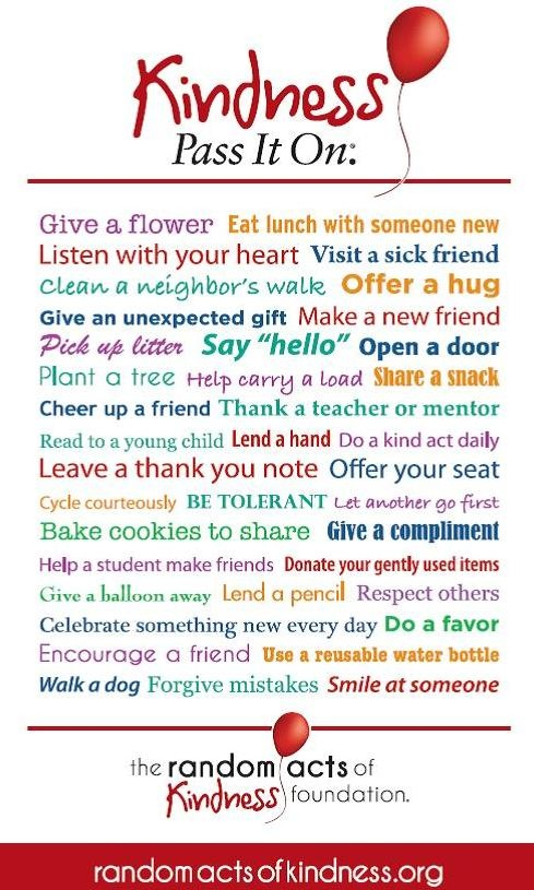 20 best images about Random Acts ok Kindness on Pinterest