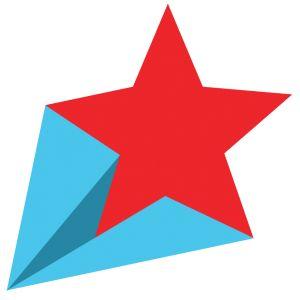 free star clipart http://karencookiejar.com/2012/05/retro-shooting-stars-clipart/