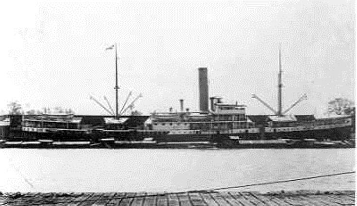 17 february 1942 Javazee, S.S. Sloet van de Beele