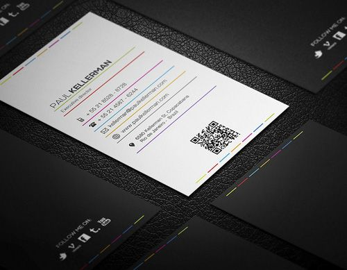 High Quality Modern Business Cards Design-14
