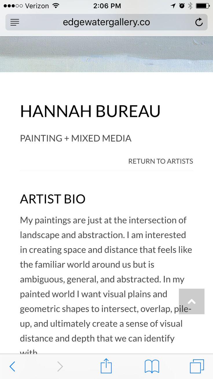Best Artist Statement Images On   Teaching Art Art
