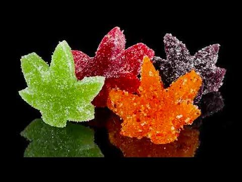 Cooking with Marijuana: Gummy Bears - YouTube