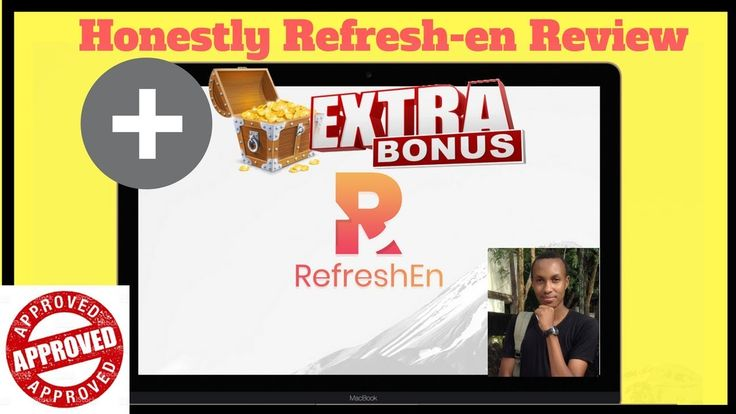 Refreshen Review And Bonuses | DON'T GET REFRESHEN WITHOUT MY CUSTOM BON...