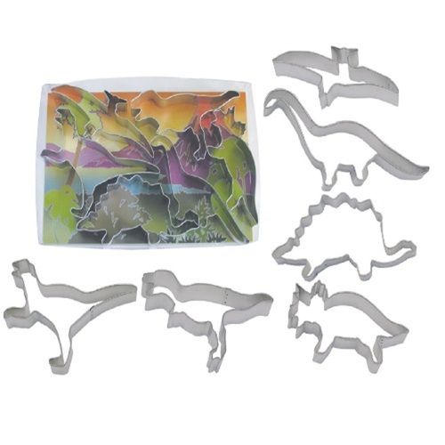 Dinosaur Cookie Cutter Set