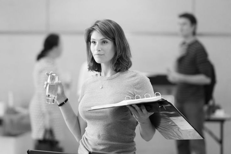 Gemma Arterton Photos of rehearsals for 'Made in Dagenham' - http://celebs-life.com/?p=46820