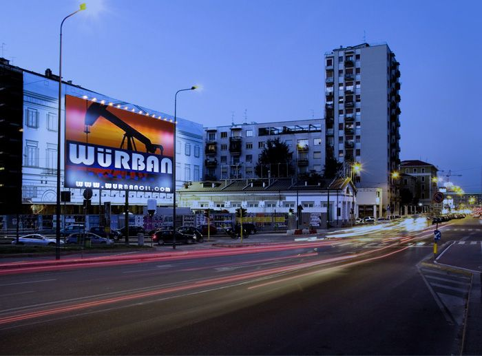 WüRBAN OIL - Helping you make life a little easier