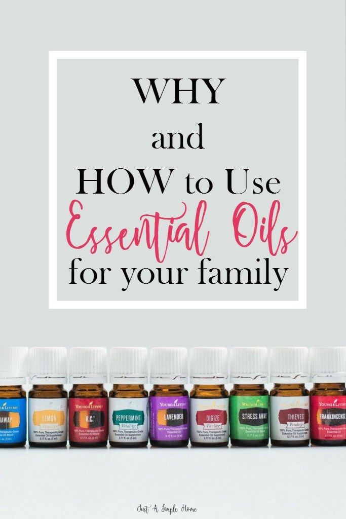 Why and How to Use Essential Oils - Learn why quality is important and how you can help your family thrive. Get tips on selecting oils, how to use oils, and how to save money. You also have access to my FREE group for essential oil education.