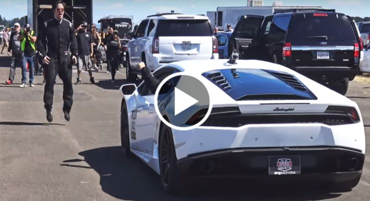 247.25mph a NEW 1/2 Mile World Record set in Oregon by Speed Society's Richard F. in our UGR-X Huracan.