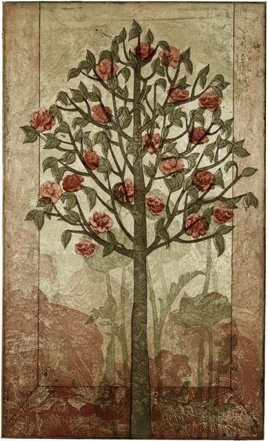 Piia Lehti: Ruusupuu / Rose Tree, 2009