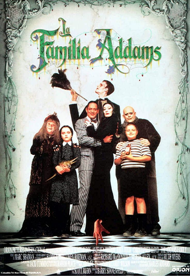 La familia Addams - The Addams Family